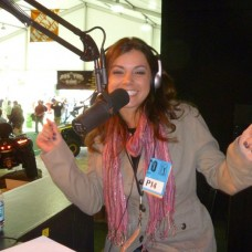 Radio Show Host at the Phoenix Open