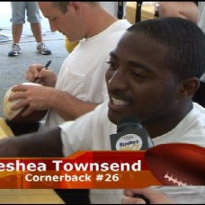 Deshea Townsend, Cornerback