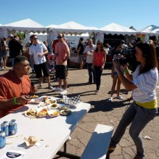Shooting at the Arizona Taco Festival