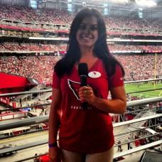 2014 AZ Cardinals In-Stadium Host