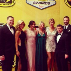 2014 NASCAR Awards in Las Vegas