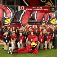2014 Arizona Cardinals Game Day Crew